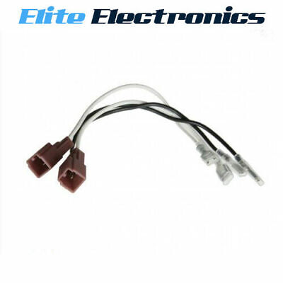 Aerpro Aps34 Speaker Leads Cable Wire Oem Plug For Nissan Pathfinder Navara