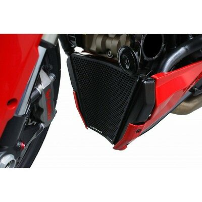 Ducati Streetfighter 848 Lower Radiator Guard 2012 - 2016 By Evotech Performance
