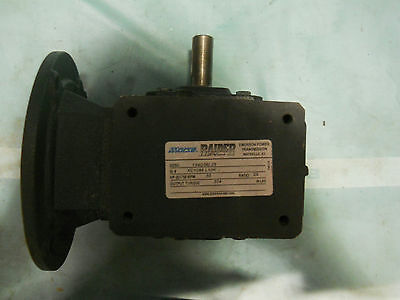Morse Raider Plus Emerson Power Transmission Gear Reducer 25:1 RATIO 154Q5GL25