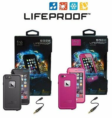 New Lifeproof  Fre Case for Apple iPhone 6 - Retail Packaging