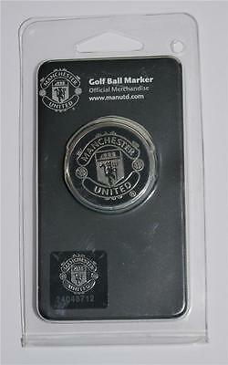Manchester United Executive Golf Ball Marker- Limited Edition