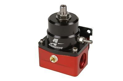 Aeromotive Fuel Pressure Regulator 30-70 psi and Blk Anodized Universal EA 13101