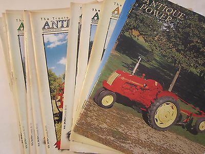 Antique Power Magazine Tractors 12 Issues 1996 - 2003 LOTS More Listed