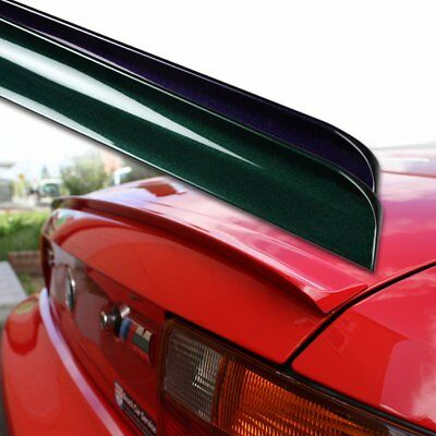 Custom Painted Rear Trunk Boot Lip Spoiler BMW E92 E93 06-10 Coupe Convertible