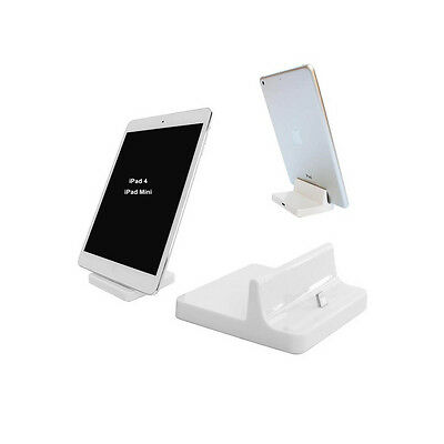 Charger Docking Station Cradle Charging Sync Dock for iPad Mini 2, 3 iPad 4 Air