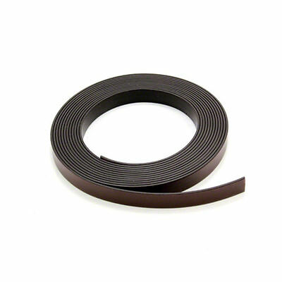 SELF ADHESIVE MAGNETIC TAPE/STRIP 0.25m to 30m x 25mm wide and Premium Adhesive