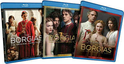 The Borgias: The Complete Series Pack [New Blu-ray] Boxed Set, Gift Set, Wides