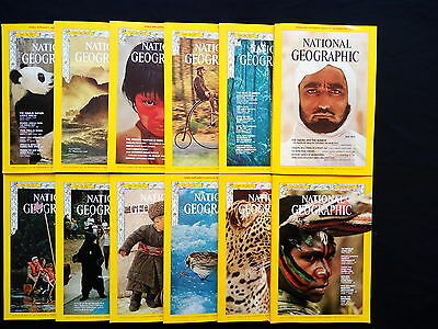 National Geographic Inglese Completo 1972 con inserti the isles of greece amazon