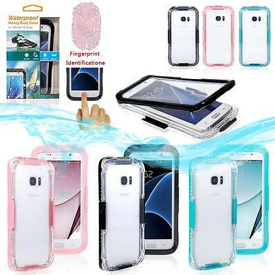 Swimming Waterproof Shockproof Phone Case Cover For Samsung Galaxy S8/S7 Edge
