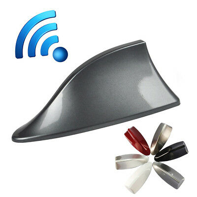 Car Special Shark Fin Signal AERIAL Antenna W/ Blank Radio For Holden Mitsubishi