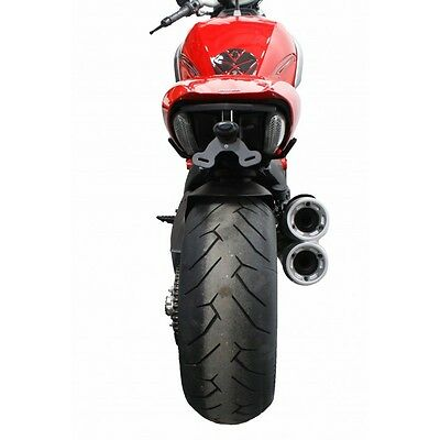 Ducati Diavel 2011 - Onwards Dynamic Tail Tidy By Evoetch Performance