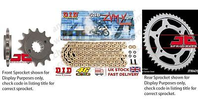 DID- Super Gold X Ring Motorcycle Heavy Duty Kit fits Yamaha XJR1300 99-01