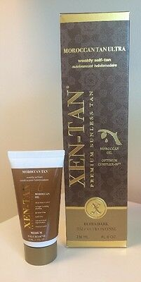 XEN-TAN Moroccan Tan Ultra 236 Ml Ultra Dark New Product