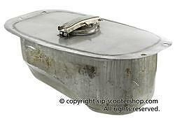 Replacement Oem Quality Fuel Petrol Tank - No Oil Lube - Vespa Sprint Super 150