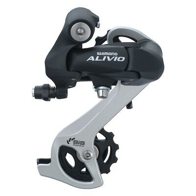 Shimano RD-M410 Alivio 7/8 Speed MTB Rear Mech
