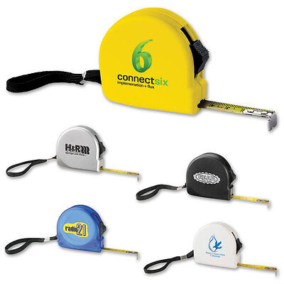 HANDYMAN TAPE MEASURES - 100 quantity - Custom Printed with Your Logo