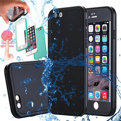 Waterproof Shockproof Rubber Defender TPU Case Cover For Apple iPhone 7 6S 8Plus