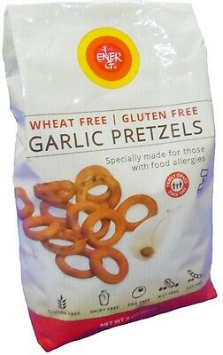 Garlic Pretzels, Ener-G Foods, 8 oz