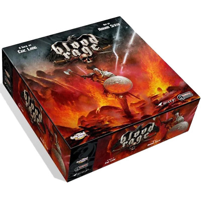 Blood Rage Core Game Board Game Popular game of the year