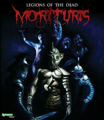 Morituris: Legions of the Dead [New Blu-ray] Digital Theater System, Subtitled