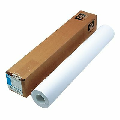 Hp A1 90Gsm Large Format Coated Paper Coated 610Mm X 45.7M - C6019B