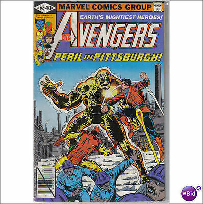 Marvel Comics Avengers #192 February 1980 VF