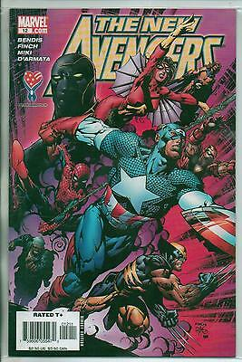 Marvel Comics New Avengers #12 December 2005 VF+