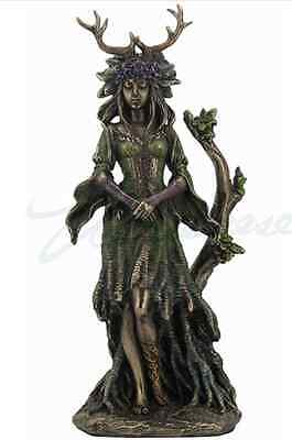Guardian Goddess Of The Trees Statue Sculpture Figure - WE SHIP WORLDWIDE