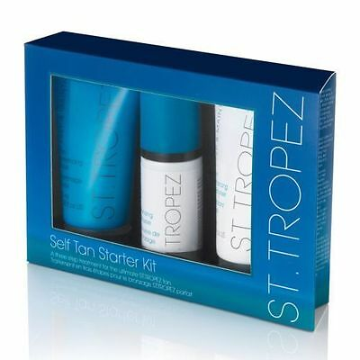 St Tropez Self Tan Starter Kit Brand New Boxed