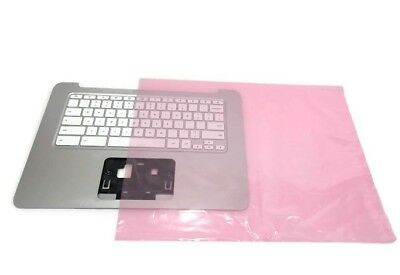 """LOT of 10 - 12 x 15"""" 2 Mil Anti-Static Poly Bags for Motherboards, LCD Screens"""