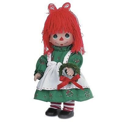 Precious Moments 12 Inch Doll, 'Raggedy Wishes', Girl, New with Tag, 4721