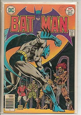 DC Comics Batman #282 December 1976 Scarce F+