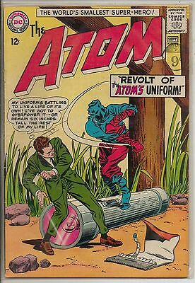 DC Comics Atom #14 September 1964 VF