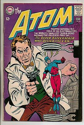 DC Comics Atom #15 November 1964 VF