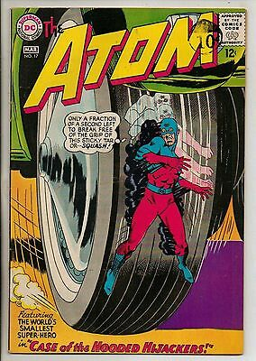 DC Comics Atom #17 March 1965 VF