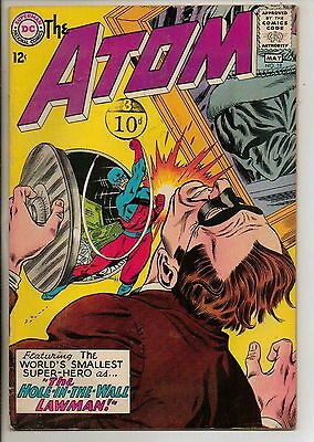 DC Comics Atom #18 May 1965 VF