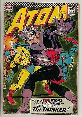 DC Comics Atom #29 March 1967 Golden Age Atom G