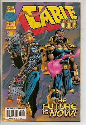 Marvel Comics Cable #41 March 1997 Bishop NM-