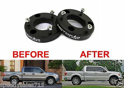 Motofab  Leveling Kit For   Ford F  Spacers New Free