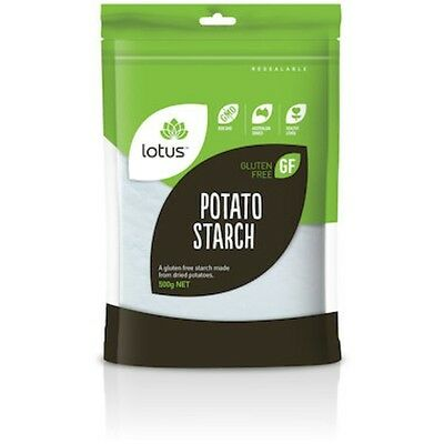 Lotus Potato Starch 500g - SHIPS TODAY! #H116