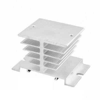 1PCS Aluminum Heat Sink for Solid State Relay SSR Small Type Heat Dissipation 10