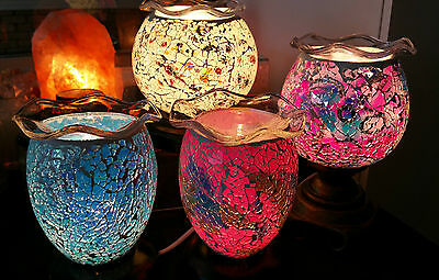 Electric Dimmer Lamp Wax Melt Warmer Yankee Candle Burner Many Designs Busy Bee