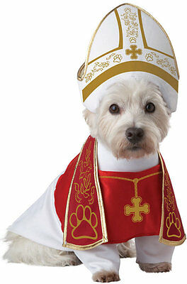 Holy Hound Priest Dog Pet Costume
