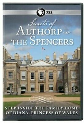 Secrets of Althorp: Spencers [New DVD]