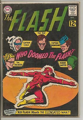 DC Comics Flash #130 August 1962 1st Gauntlet Of Villains VF