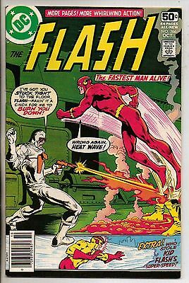 DC Comics Flash #266 October 1978 Giant Sized Very Rare VF+