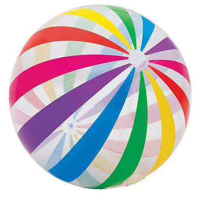 "Intex Jumbo Beach Ball 42""/107cm Inflatable  Holiday Swimming Pool Party Ball"