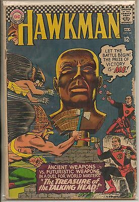 DC Comics Hawkman Vol 1 #14 July 1966 Murphy Anderson G