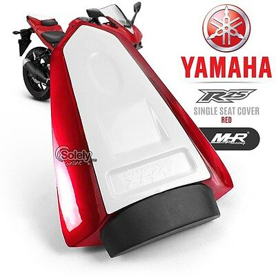New Yamaha YZF R25 R3 Motorcycle Bike ABS Red Single Rear Seat Cover Cowl