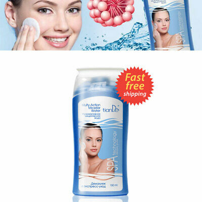 TianDe Multiactive Micellar Water,150ml A single product that does job of three!
